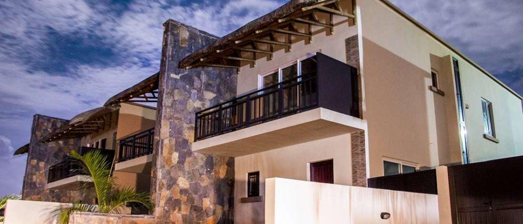 Acheter une villa à l'ile Maurice-Villa Pearl Residence- 3 chambres dont 1 ensuite- piscine- revente 299 000 Euros
