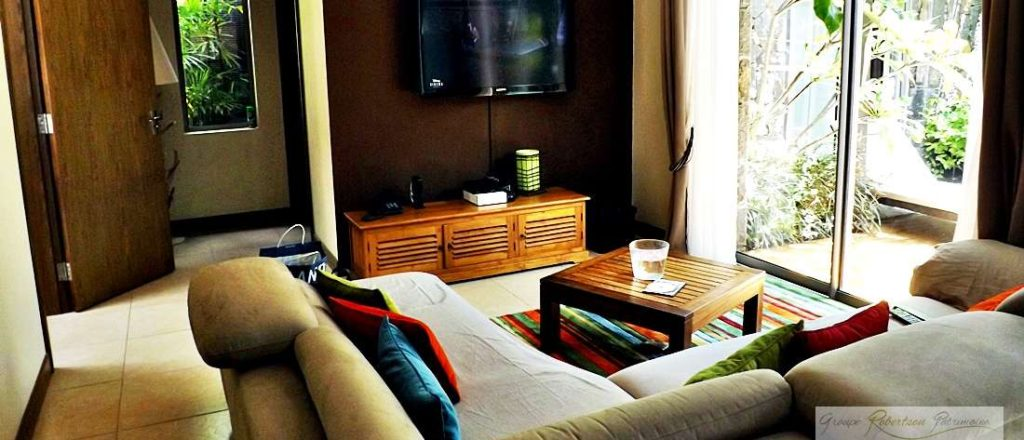 Acheter une villa à l'ile Maurice-VILLA ATHENA- 3 Chambres - Jardin-Piscine-Péreybère- ILE MAURICE