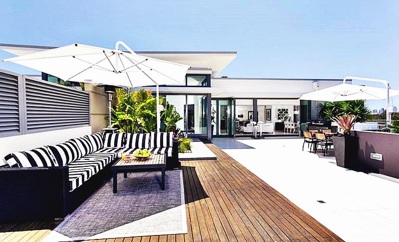vivre dans un penthouse l 39 ile maurice blog de l 39 immobilier maurice. Black Bedroom Furniture Sets. Home Design Ideas
