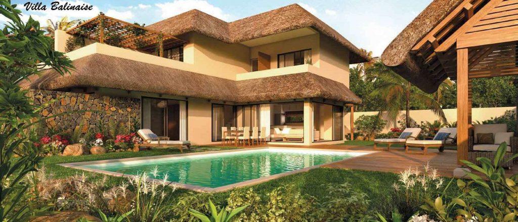 Villa Balinaise Cap Tropical