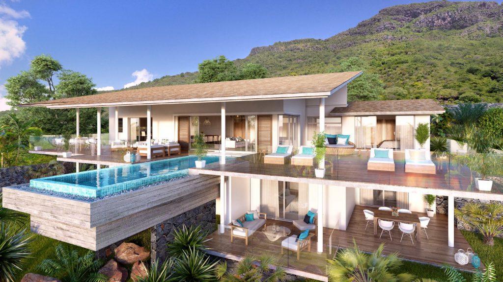 Villa Osiris - investissement immobilier île Maurice
